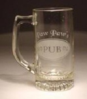 engraved and personalized beer mugs and steins